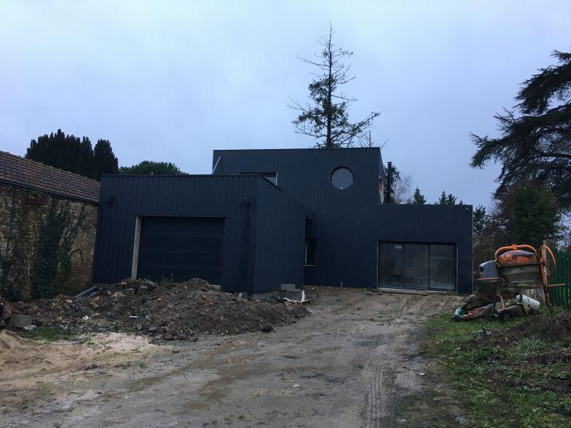 Transformation d un atelier en loft idfx architecte for Cout d un architecte